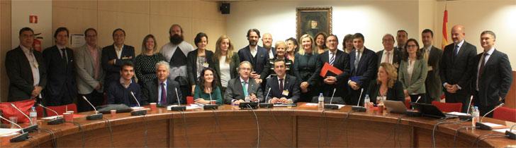 Primera reunión del Comité Técnico del 3 Congreso de Ciudades Inteligentes.