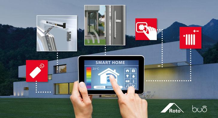 Sistema Smart Home de Roto