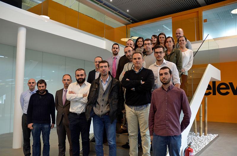 Miembros del proyecto ACTIVAGE