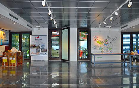 Smart City Center por dentro