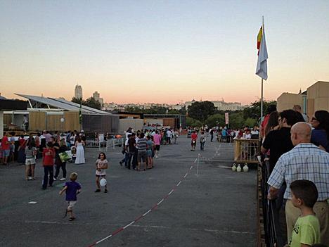 Villa Solar del SDE 2012