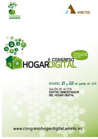 Libro del II Congreso de Hogar Digital de AMETIC
