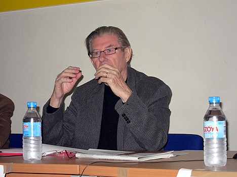 Jacques Selmès, Secretario General de la FAE