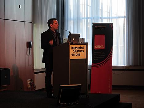 Geoff Meads, Director Gerente de Presto Digital y Director de Educación de CEDIA