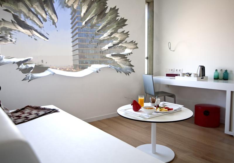 Habitación del Hotel Renaissance Fira Barcelona