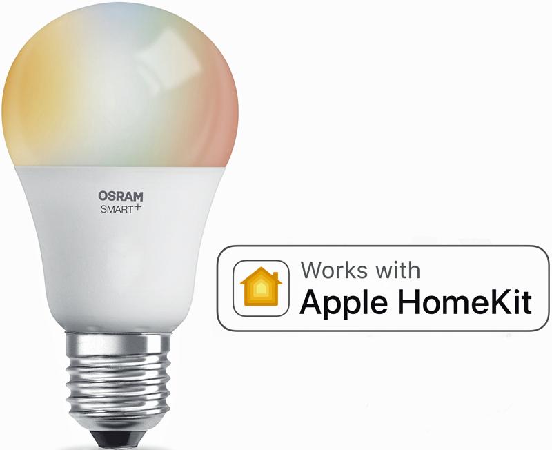 Las bombillas de ledvance compatibles con apple home kit - Bombillas led osram ...
