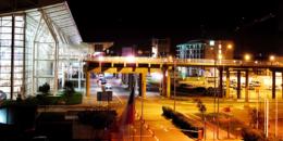 Plataforma de Sensores IoT de Libelium en el aeropuerto inteligente de Santiago de Chile