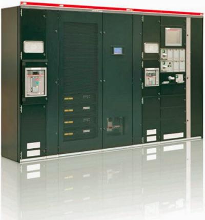 Solución modular MNS de ABB