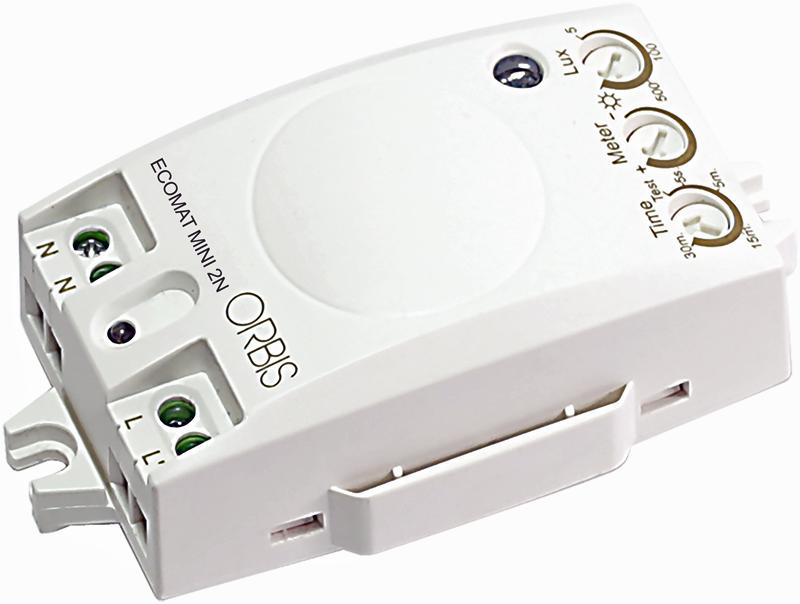 Detector de presencia Ecomat Mini 2N de Orbis