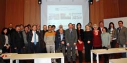 Primera Reunión Comité Técnico del III Congreso Edificios Inteligentes