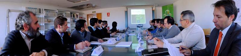 Reunión expertos del Proyecto OPERE