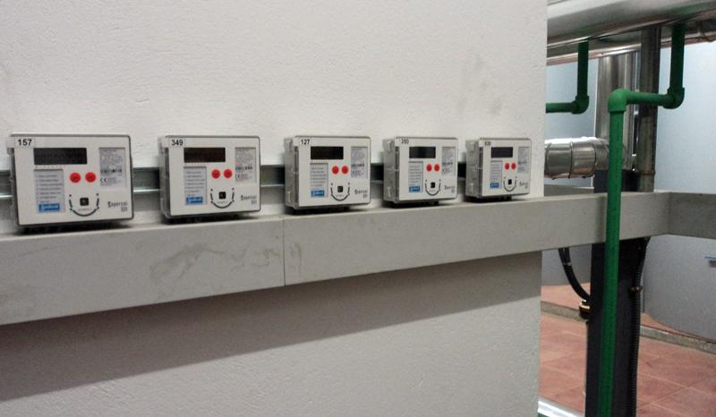 Monitorización de la red en el Edificio Monte da Condesa