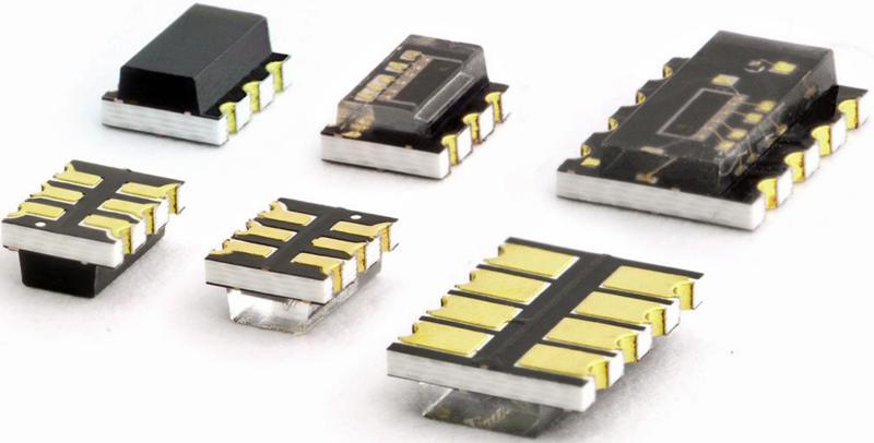 Sensores todo en uno de AMIC Technology
