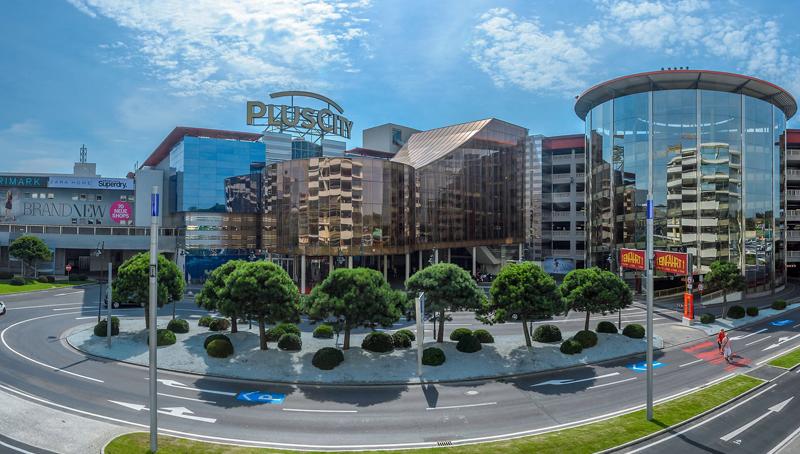 Centro Comercial PlusCity