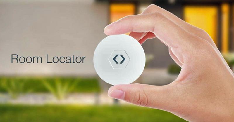 Detector de movimiento Room Locator