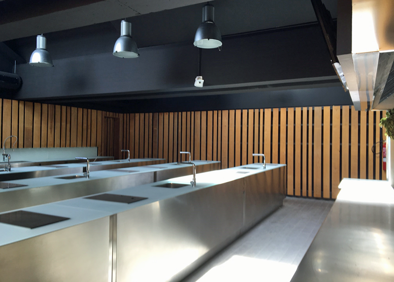 Cocina del Basque Culinary Center