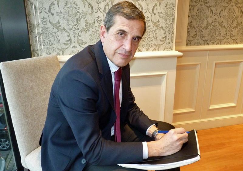 Andrés Sepúlveda, presidente ASHRAE
