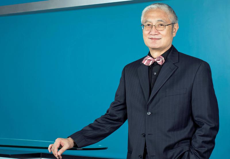 Douglas Hsiao, presidente D-Link