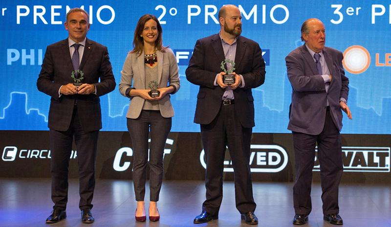 Entrega de premios iElektro a Fermax