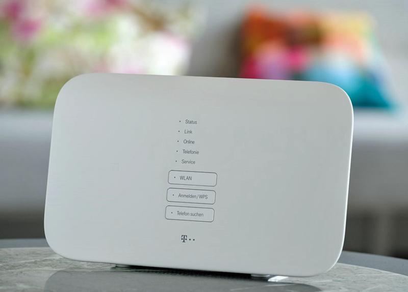 Router Smart Speedport de Deutsche Telekom