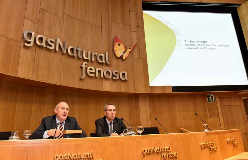 Jornada de la Fundación Gas Natural Fenosa