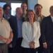 El Alcalde de Málaga, Francisco de la Torre, recibe una delegación de KNX