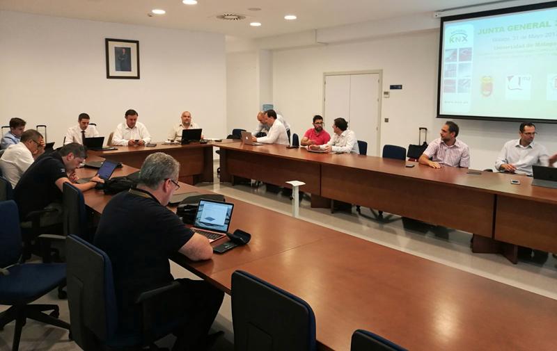 Junta General Ordinaria 2017 de Asociación KNX España