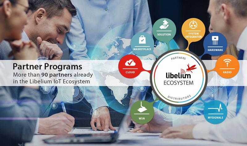 Programa IoT de Libelium