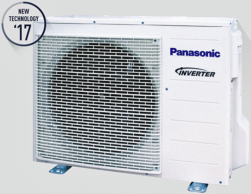 Unidad exterior serie PE2 de Panasonic