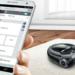 Bosch presenta un robot aspirador que se puede controlar por la voz a través del asistente Alexa