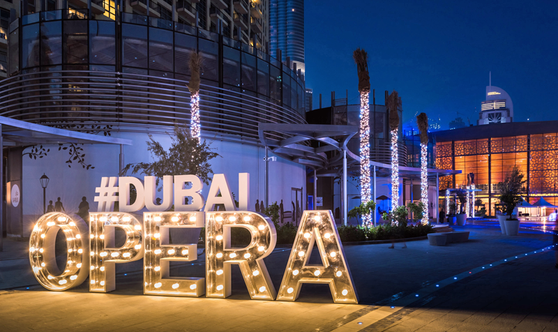 Ópera Dubái