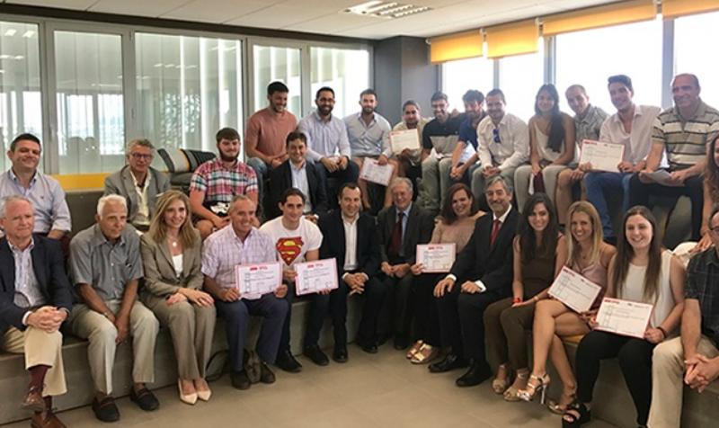 Ganadores Programa YUZZ Málaga 2017