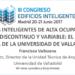 Edificios inteligentes de alta ocupación con patrón discontinuo y variable: El Aulario IndUVa de la Universidad de Valladolid