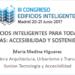 Edificios Inteligentes para todas las personas: Accesibilidad y sostenibilidad
