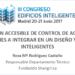 Gestión accesible de control de accesos, soluciones a integrar en un diseño y gestión inteligentes