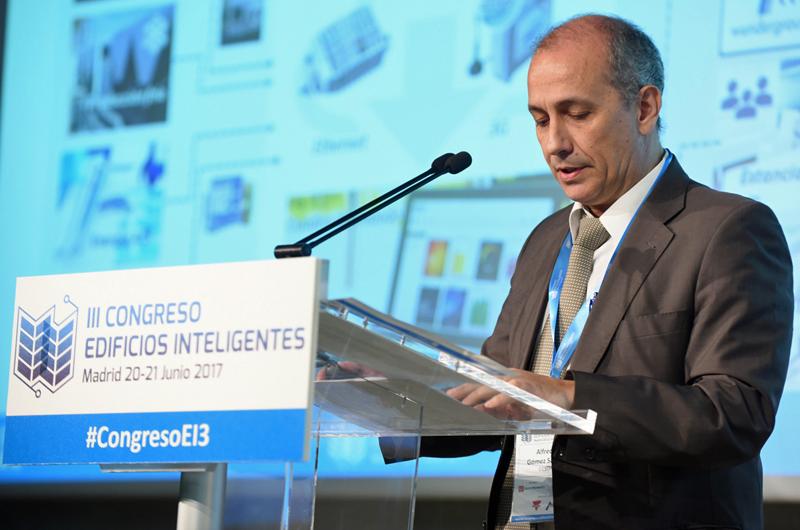 Alfredo Gómez, Director del Área de Eficiencia Energética de Grupo Gesor.