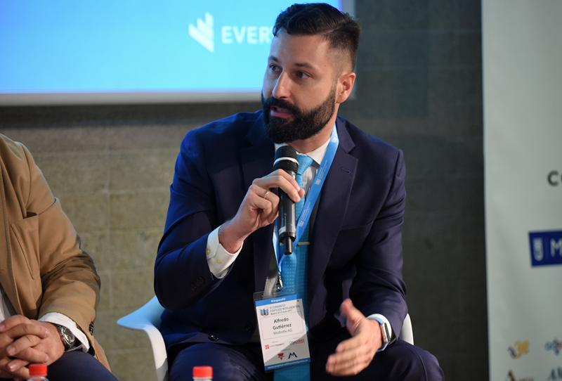 Alfredo Gutiérrez, Manager España y Portugal de MOBOTIX