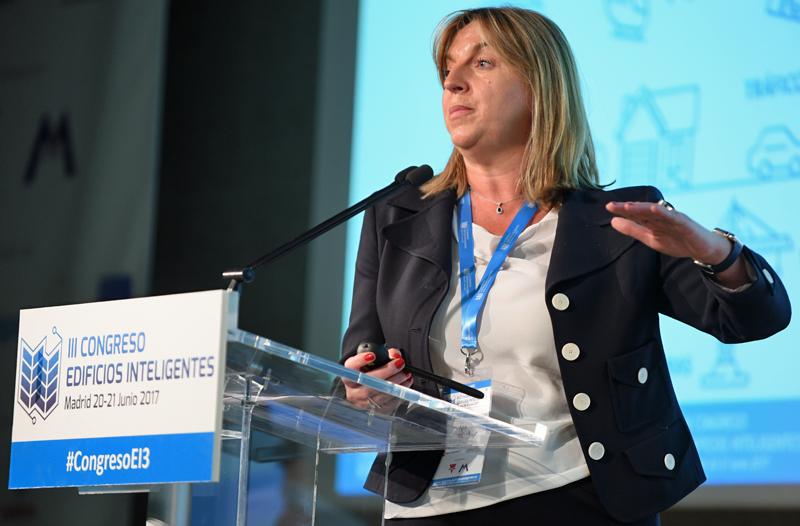 Ana Espinal, Directora General de Audiotec Ingeniería Acústica