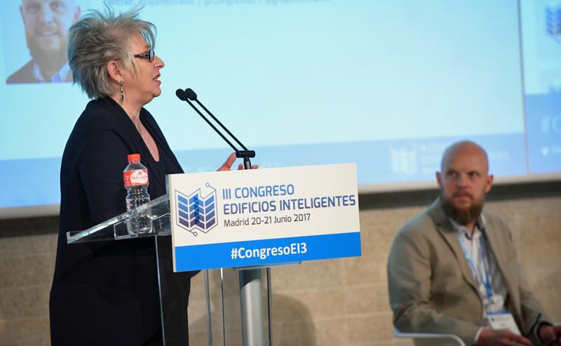 Pilar Pereda, Asesora del Área de Gobierno Desarrollo Urbano Sostenible del Ayuntamiento de Madrid