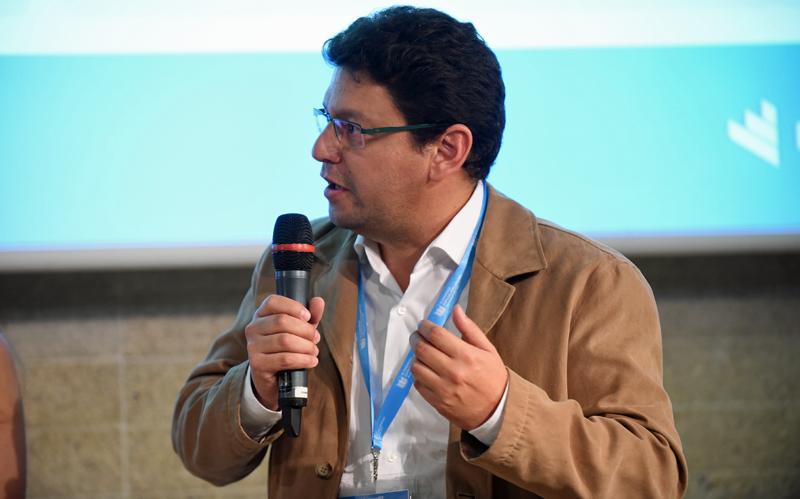 Emilio Linzoain, Gerente Zona Norte de La Casa por el Tejado y Socio Director de ATEC