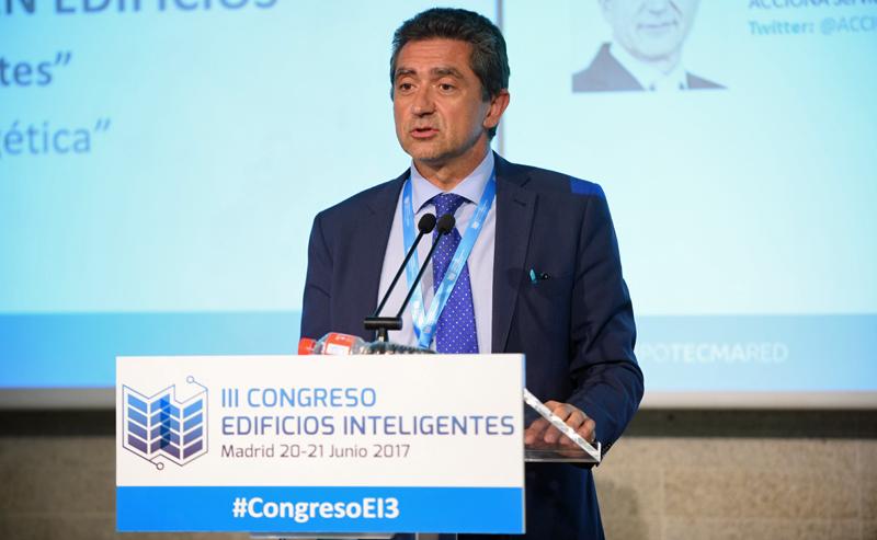Francisco Conesa, Director de Eficiencia Energética de ACCIONA Service