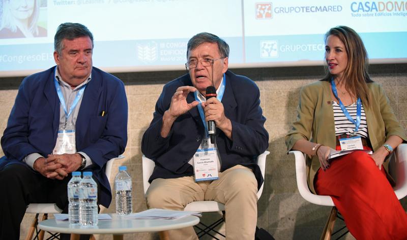 Francisco Luis García, Presidente de IFMA España