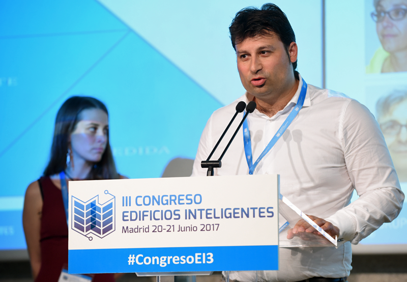 Jaime Martínez, Responsable del Grupo Energético ASECOR