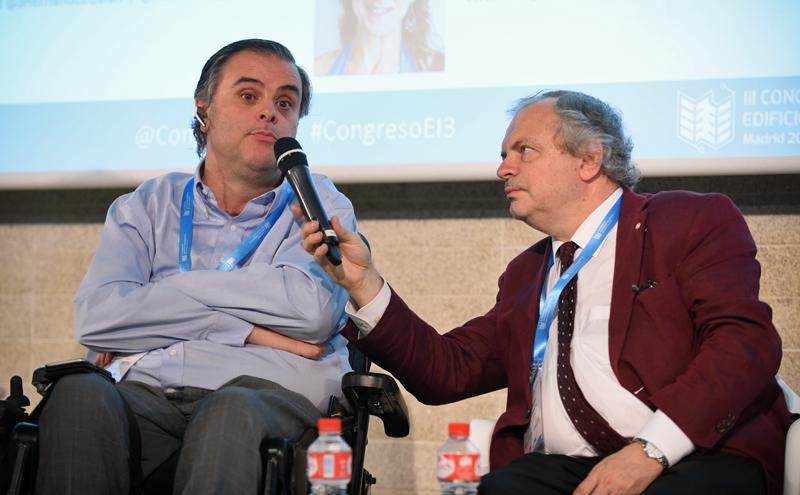 Jesús Hernández, Director de Accesibilidad Universal e Innovación de Fundación ONCE