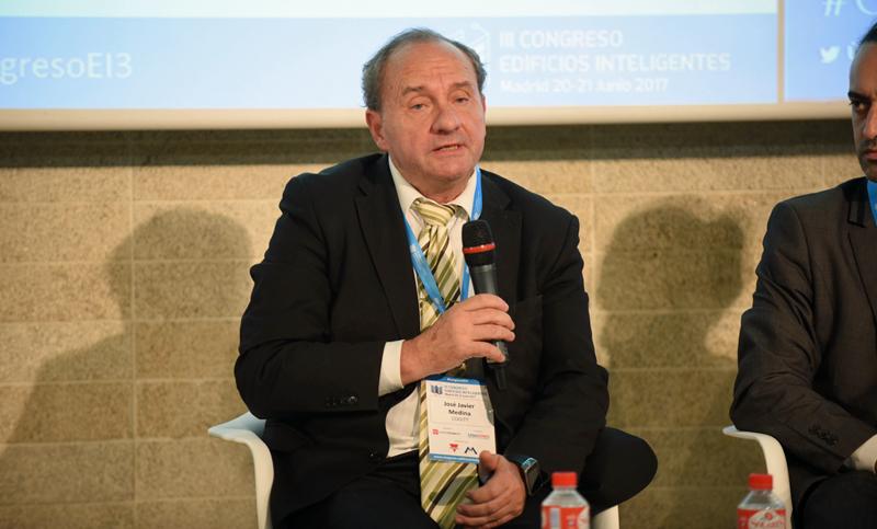 José Javier Medina, Decano-Presidente de COGITT