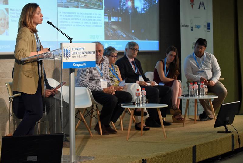 María Medina, Directora Arquitecta, Urbanismos y Transporte de Ilunion Tecnología y Accesibilidad