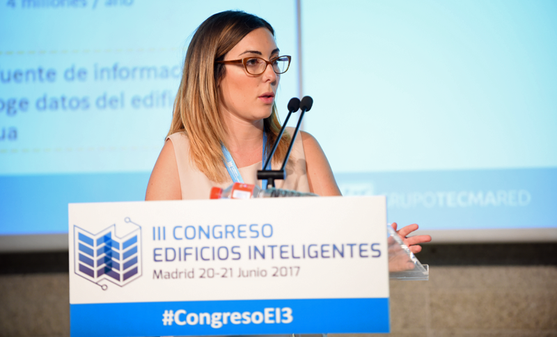 María Veiga, Freenergy Building Analytics de Sistrol