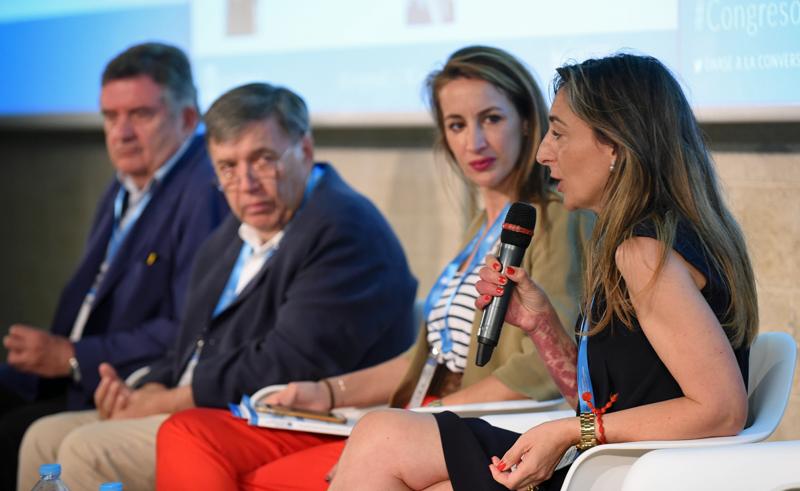 Mónica Chao, Directora de Sostenibilidad en Intu Management Spain