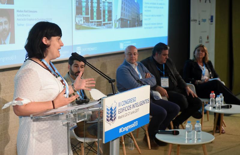 Olga Macías, Investigadora del Área de Rehabilitación y Regeneración Urbana Integral de Tecnalia