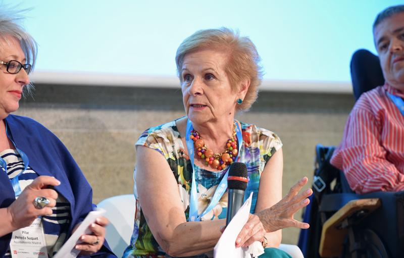 Paca Tricio, Vicepresidenta de UDP